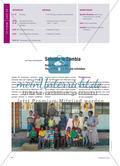 Schools in Zambia - Kurze Sachtexte zum Thema Bildung in Sambia schreiben Preview 1