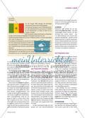 New Year's Eve around the world - Fiktiven Austauschschülern aus Senegal Silvestertraditionen erklären Preview 2