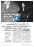 Presenting Nothing But the Truth? - Der Einsatz von documentaries in der Sekundarstufe II Preview 1