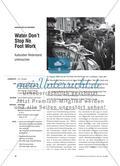Water Don't Stop No Foot Work - Kulturellen Widerstand untersuchen Preview 1