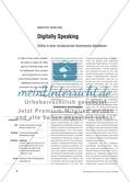 Digitally Speaking - Online in einer strukturierten Kontroverse debattieren Preview 1