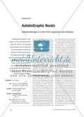 AutobioGraphic Novels - Selbsterzählungen in Comic-Form analysieren und verfassen Preview 1