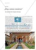 """Ellos somos nosotros"" - Das maurische Erbe in Spanien und Europa Preview 1"