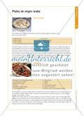 Maurische Zutaten in Spaniens Kochtöpfen Preview 5