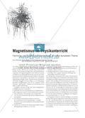Magnetismus im Physikunterricht - Fachliche und didaktische Informationen zu einem komplexen Thema Preview 1