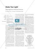 Shake Your Light! - Elektromagnetische Phänomene erforschen Preview 1