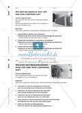 Leuchtdioden und Laserdioden - Ein Einblick in die Funktionsweise, die Besonderheiten und Anwendungen Preview 4