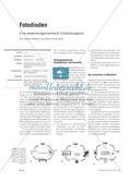 Fotodioden - Eine anwendungsorientierte Entdeckungstour Preview 1