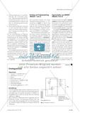 Unipolare Transistoren - Unterrichtsmodule zu ihren Eigenschaften und Anwendungen Preview 2