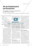 Von der Dampfmaschine zum Kreisprozess - Wirkungsgrade in technisch-wissenschaftlichen und ökonomischen Kontexten Preview 1
