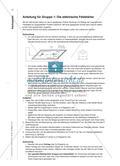 Die Struktur elektrischer Felder erkunden - Arbeitsteilige Experimente mit einer einfachen Feldsonde Preview 5