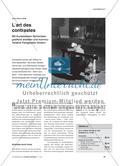 L'art des contrastes - Mit Kunstwerken fächerübergreifend arbeiten und kommunikative Fertigkeiten fördern Preview 1