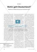Wohin geht Deutschland? - Mauerfall und Wiedervereinigung aus französischer Sicht Preview 1