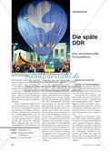 Die späte DDR - Eine mehrdimensionale Kurzausstellung Preview 1