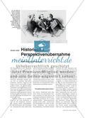 Historische Perspektivenübernahme - Methodische Anregungen Preview 1
