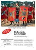 Ein Legionär zum Anfassen - Living History im Geschichtsunterricht Preview 1