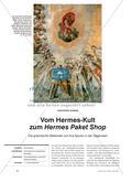 Vom Hermes-Kult zum Hermes Paket Shop - Die griechische Götterwelt und ihre Spuren in der Gegenwart Preview 1
