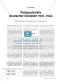 Feldpostbriefe deutscher Soldaten: Feindbilder, Gewaltbereitschaft und Vernichtungswillen Preview 1