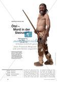 Ötzi: Stationenlernen zum Mann aus dem Eis Preview 1