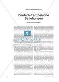 Deutsch-französische Beziehungen im historischen Kontext Preview 1