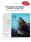Der deutsch-französische Dichterkrieg 1840 aus verschiedenen Perspektiven Preview 1
