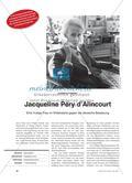 Jacqueline Déry d'Alincourt: Eine mutige Frau im Widerstand gegen die deutsche Besatzung Preview 1