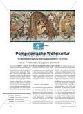 Pompejanische Wohnkultur: Soziale Bedeutung und Kritik am Lebensstil der römischen Oberschicht Preview 1