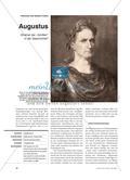 Kaiser Augustus: Fremd- und Selbstwahrnehmung im Vergleich Preview 1