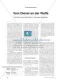Der Dienst an der Waffe: Die Einführung der Wehrpflicht im Königreich Westphalen im 18. Jahrhundert Preview 1