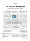 Der Nerother Wandervogel: Jugendliche zwischen Konformität und Widerstand Preview 1