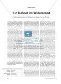 Ein U-Boot im Widerstand: Rettungswiderstand am Beispiel von Eugen Herman-Friede Preview 1