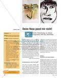 Deine Nase passt mir nicht! - Ästhetische Forschung zu einem herausragenden Teil des Gesichts Preview 1
