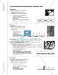 Klassische Druckverfahren nachvollziehen Preview 2