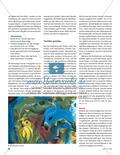 Tiere symbolisch - Sich mit der Farbsymbolik bei Franz Marc auseinandersetzen Preview 3
