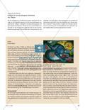 Tiere symbolisch - Sich mit der Farbsymbolik bei Franz Marc auseinandersetzen Preview 4