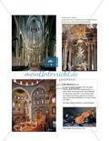 Kunst_neu, Sekundarstufe I, Kunstbegegnung und -betrachtung, Architekturanalyse und -interpretation, Kirche, Dom, Symbol, Moschee, Moslem, Christen