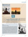 Von Sehnsucht erfüllt - Handlungsorientierte Annäherung an romantische Landschaftsmalerei Preview 4