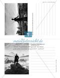 Von Sehnsucht erfüllt - Handlungsorientierte Annäherung an romantische Landschaftsmalerei Preview 5