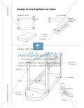 Eine Kugelbahn aus Papier bauen Preview 4