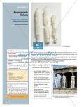 Kerzengerade Haltung - Proportionierte Figuren aus weißen Kerzen schnitzen Preview 1