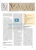 Ein Reliefband aus Tonfliesen herstellen Preview 2