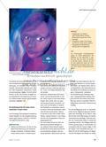 Farb(ig)-Ich - Ein Selbstporträt in Anlehnung an Picassos Blaue Periode malen Preview 2