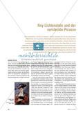 Roy Lichtenstein und der versteckte Picasso Preview 1