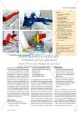 Chinesische Drachenlaternen - Dreidimensionale Drahtobjekte bauen und zum Leuchten bringen Preview 2