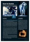 Kunst im Dunkeln - Drei Ideen zum Arbeiten mit Licht und Dunkelheit Preview 1
