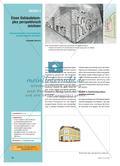 Einen Gebäudekomplex perspektivisch zeichnen - Häuseransichten in der Zweifluchtpunktperspektive darstellen Preview 1