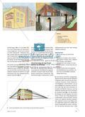 Einen Gebäudekomplex perspektivisch zeichnen - Häuseransichten in der Zweifluchtpunktperspektive darstellen Preview 2