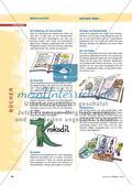 Kunst_neu, Primarstufe, Kunstbegegnung und -betrachtung, Umwelterfahrung und -gestaltung/ Design, Flächiges Gestalten, Grundlagen, Zeichnen, Fachdidaktische Grundlagen, Schriftgestaltung, Ideenkiste, Bücherporträt, Hausaufgabenheft, Textgestaltung, Assoziationen