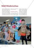 Eine Modenschau für Kleidung aus Abfallprodukten Preview 2