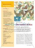 Kunst_neu, Primarstufe, Körperhaft-räumliches Gestalten, Flächiges Gestalten, Materialien, Malen, Plastilin/ Ton, Farbe, Gefäß, Ton, Muster, Bemalung, Westafrika